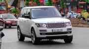 """Siêu SUV Range Rover SVAutobiography biển """"khủng"""" của đại gia Ninh Bình"""
