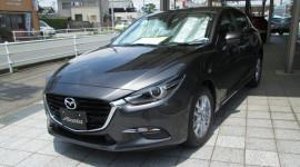 Mazda3 bản nâng cấp lộ ảnh thực tế