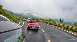 Mercedes-Benz SUVenture: Hành trình bí ẩn (ngày 1)