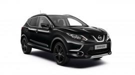 Nissan Qashqai Black Edition bản giới hạn giá từ 35.400 USD