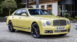 Bentley sẽ sản xuất mẫu sedan đẳng cấp hơn Mulsanne