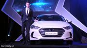Hyundai Elantra 2016 chính thức ra mắt, giá từ 615 triệu đồng