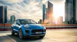 Porsche Việt Nam tung ưu đãi hấp dẫn dành cho mẫu xe Macan