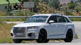 Rò rỉ hình ảnh SUV hạng sang Audi Q8