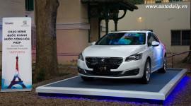 """Peugeot """"mừng"""" Quốc khánh Pháp tại Hà Nội"""