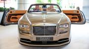 Xe siêu sang mui trần Rolls-Royce Dawn ra mắt tại Malaysia