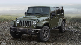 Nhìn lại 75 năm lịch sử của hãng xe Jeep