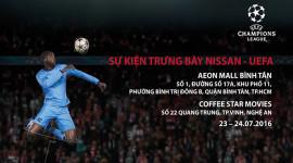 Hành trình Nissan – UEFA tiếp tục lăn bánh trên dải đất Nam – Trung Bộ