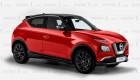 Nissan Juke thế hệ mới sẽ sử dụng khung gầm và động cơ mới