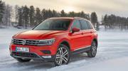 Volkswagen Tiguan 2017 có giá bán từ 31.990 USD