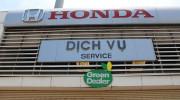 Đại lý Honda Ô tô chuẩn 'Đại lý xanh' trên toàn hệ thống