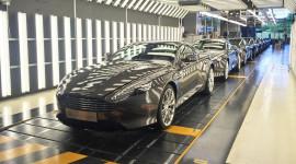 9 chiếc Aston Martin DB9 cuối cùng được xuất xưởng
