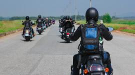 Biker Việt tự tin cầm lái nhờ chuyên gia Harley-Davidson