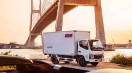 Ưu đãi dành cho khách hàng mua xe tải FUSO Canter