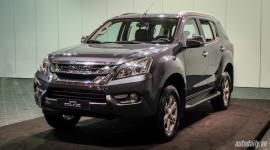 Isuzu mu-X có gì để cạnh tranh với Toyota Fortuner tại Việt Nam?
