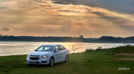Đánh giá Chevrolet Cruze LTZ mới: Sự thay đổi cần thiết
