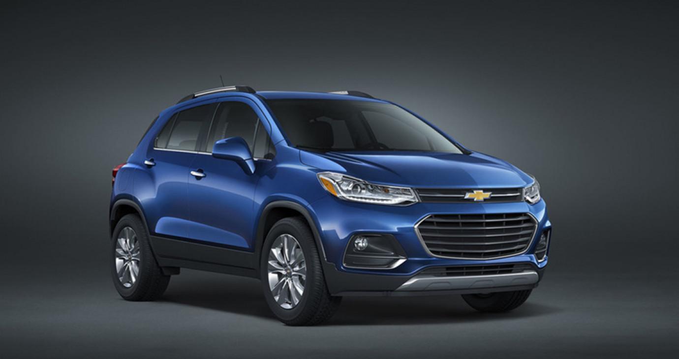 Chevrolet Trax 2017 có giá từ 21.895 USD