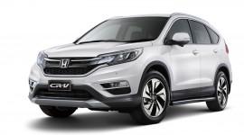 Honda CR-V có thêm phiên bản Limited Edition