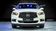 Video: Chi tiết Infiniti QX60 2016 - Đối thủ của Lexus RX350 tại Việt Nam