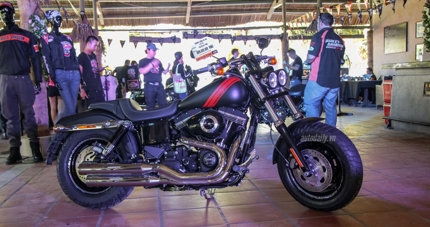 Ưu đãi lên đến 290 triệu đồng khi mua xe Harley-Davidson trong tháng 8