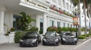 Mercedes-Benz Việt Nam bàn giao 4 xe E-Class cho khách sạn 5 sao tại Hải Phòng