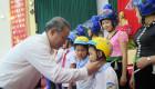 Honda Việt Nam tặng 1.000 MBH cho bà con Sơn La