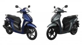 Yamaha Janus 125 giá 27,5 triệu đồng tại Việt Nam, đối thủ Honda Vision