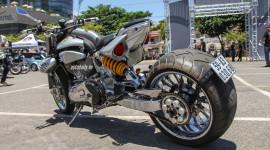 Cận cảnh siêu môtô hàng hiếm DUU CR&S tại Việt Nam