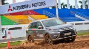 Lái thử Mitsubishi Outlander mới trên trường đua tại Việt Nam