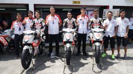 2 tay đua Việt tranh tài tại giải đua Motor Châu Á ARRC