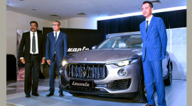 """Maserati Levante """"chào"""" thị trường Malaysia, sắp về Việt Nam"""