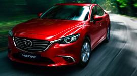 5 điểm mới trên Mazda6 2017 vừa ra mắt