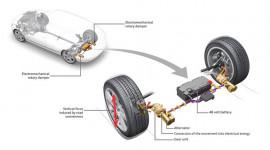 Audi tiết lộ công nghệ eROT, loại bỏ giảm chấn thủy lực