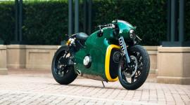 Siêu môtô sản xuất giới hạn Lotus C-01 sắp được bán đấu giá