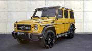 """G-Power """"biến hóa"""" Mercedes-AMG G63 lên 645 mã lực"""