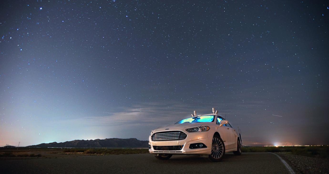 Ford đặt mục tiêu ra mắt xe tự hành hoàn toàn vào năm 2021
