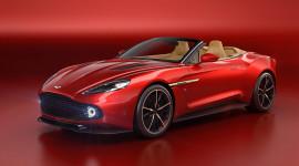 Aston Martin Vanquish Volante Zagato chính thức lộ diện