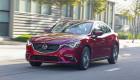 Mazda6 2017 có giá bán từ 22.780 USD