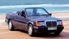 Mercedes-Benz kỷ niệm 25 năm ra đời dòng xe E-Class mui trần
