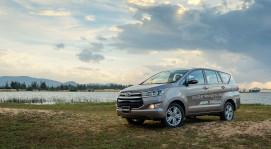 Lái thử Toyota Innova 2016 tại Quy Nhơn