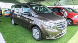 Mercedes-Benz Vito chính thức ra mắt, giá 1,849 tỷ đồng