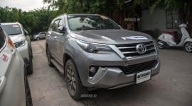 Ảnh chi tiết Toyota Fortuner 2016 vừa xuất hiện tại Hà Nội