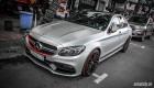 Mercedes-AMG C63 S Edition 1 tái xuất trên phố Sài Gòn