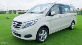 Ngắm Mercedes-Benz V 250 giá 2,569 tỷ đồng tại Việt Nam