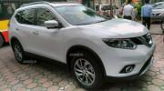 Nissan X-Trail – đối thủ Mazda CX-5 xuất hiện tại đại lý ở Hà Nội