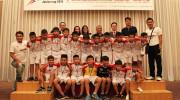 18 cầu thủ nhí Việt sang Nhật dự giải bóng đá Toyota
