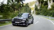 Mercedes-AMG GLC 43 4Matic Coupe công suất 362 mã lực