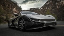 """Qiantu K50 - xe điện Trung Quốc tham vọng """"đấu"""" Tesla"""