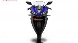 Yamaha R15 thế hệ mới sắp trình làng với nhiều nâng cấp