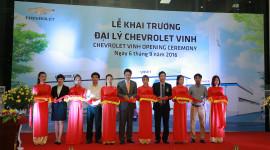 GM Việt Nam khai trương đại lý Chevrolet 3S tại Vinh